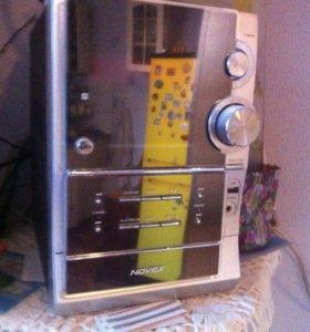 DVD Hi-Fi микросистема NMS-103 NOVEX