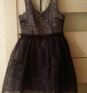 Платье 42-44р