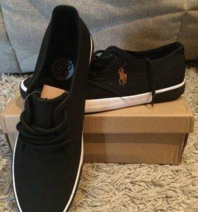Ботинки 42 р новые