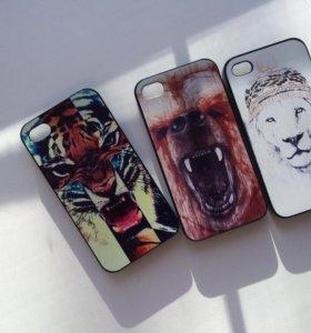 Чехлы на iPhone 4(s)