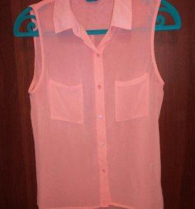 Новая блузка! 44 р.