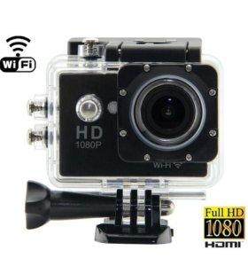 Экшн камера sports cam