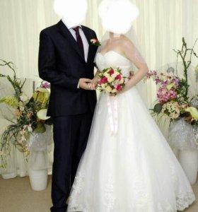 Срочно! Свадебное платье от Victoria Sposa!