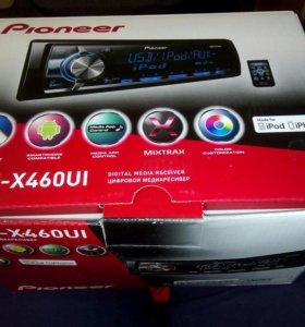 Pioneer mvh x460ui