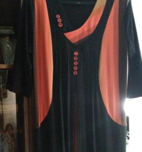 Платье новое р 50-52