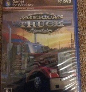Игра American truck