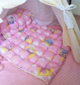 Бомбон одеяло
