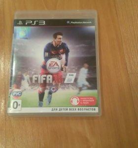 FIFA16 на ps3