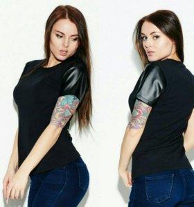 Женские футболки 🔥