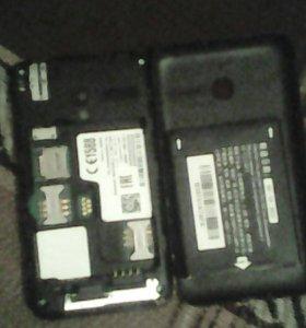 Телефон Alcatel one touch pixi 3