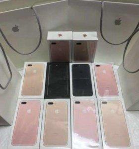 Новые iPhone 7 7+