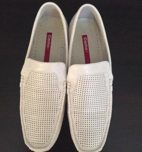 Туфли мужские (мокасины)