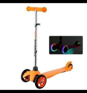 Самокат Scooter 21 Mini
