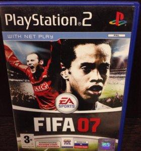 FIFA 07 ⚽️PS2