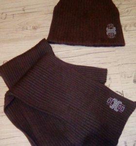 шапка Luhta и подарок