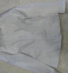 Рубашка - блузка. Размер 46