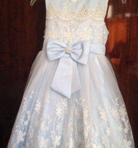 Платье р128 Перлитта.