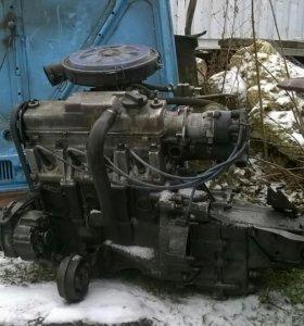 Двигатель ВАЗ 2109, 1,5л