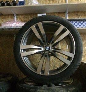 20 колеса на BMW х5-х6