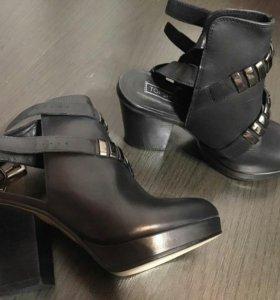 Стильные ботинки на весну