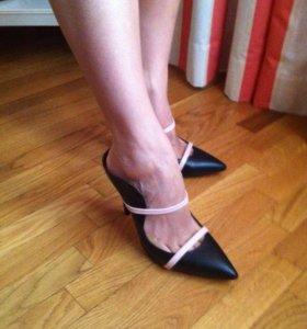 Туфли сабо 36