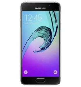 Samsung GalaxyA3 (2016) Black.