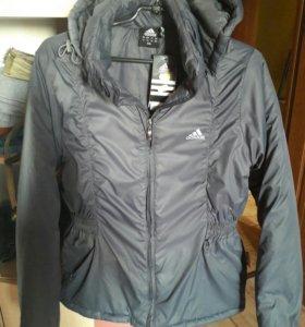 Куртка 46-48 р. Adidas, новая.