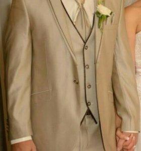 "Свадебный костюм ""giotelli"" + подарок"