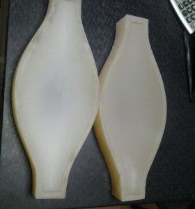 Форма силиконовая 3Д под сыпучую смесь Скульптор