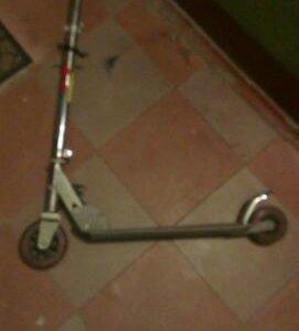 Самокат детский Re:action, колеса 125 мм