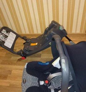 Автолюлька romer baby safe plus II с базой isofix
