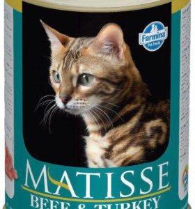 Matisse влажный корм для кошек, с