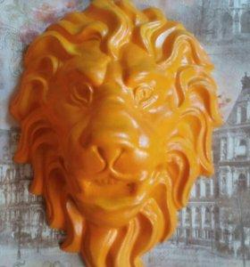Львиная голова .