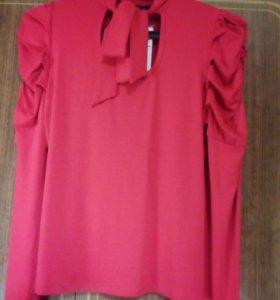 Блузка 46 размер НОВАЯ!!