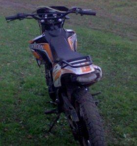 МотоциклЭндуро