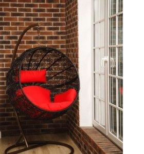 Подвесное кресло кокон.