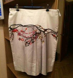 Новая юбка 48р.