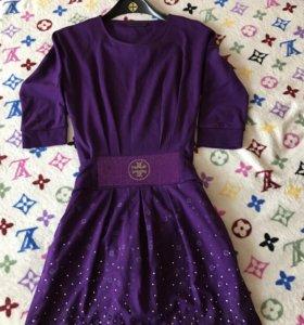 Платье модное под Armani/Армани