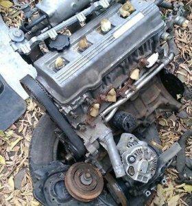 Двигатель 4sfe toyota
