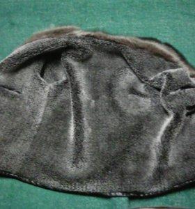 Куртка зимния кожанная натуралка