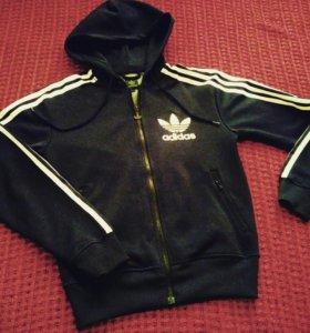 Спортивная куртка adidas оригинал