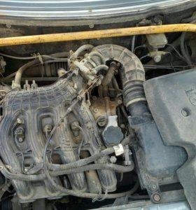 Двигатель 8 клапаный