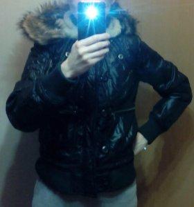 Куртка весенне-осенняя размер 42
