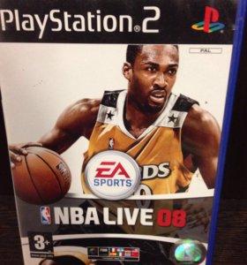 NBA Live 🏀08 PS2