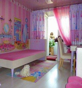 """Мебель """"Детская комната"""" для девочки"""
