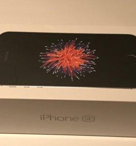 iPhone SE 64 gb новый