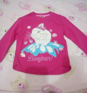 Новый свитерок (кофточка)
