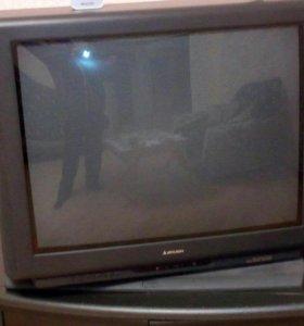 Телевизор Мицубиши