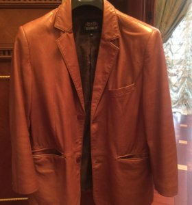 Кожаная куртка Erdemler