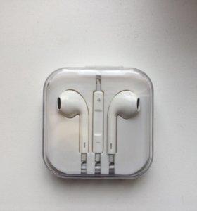Наушники Apple EarPods для iPhone